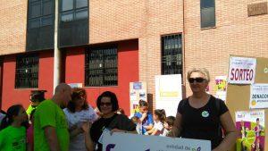 ANSEDH en la VI Carrera Solidaria de Molina de Segura