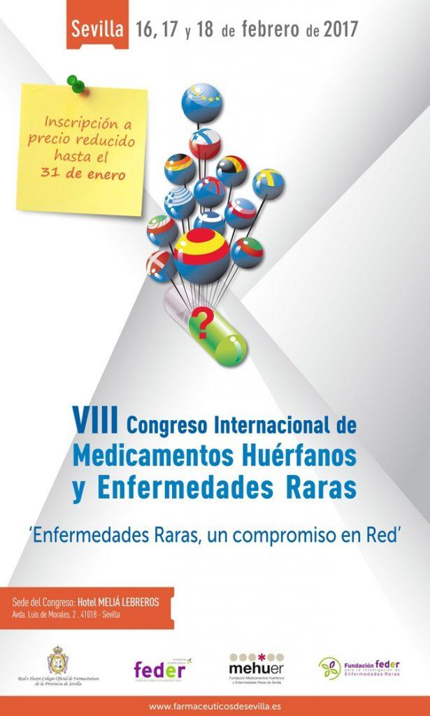 VIII Congreso Internacional de Medicamentos Huérfanos y Enfermedades Raras