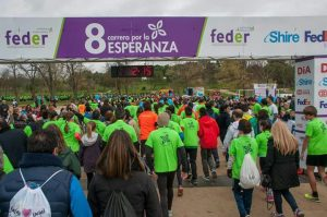 VIII Carrera por la Esperanza de Madrid