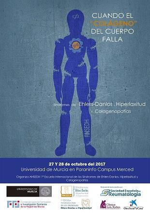 1ª Escuela Internacional de los Síndromes de Ehlers-Danlos e Hiperlaxitud