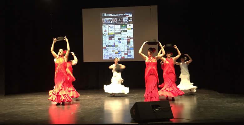Grupo flamenco Culturarte