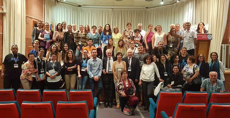 I Jornada de la Escuela Internacional de los Síndromes de Ehlers