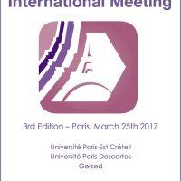 Tercera Conferencia Internacional sobre los tratamientos del SED