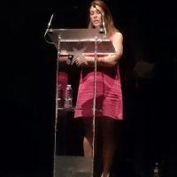 Entrega premio de relatos Mírame a los ojos en Madrid