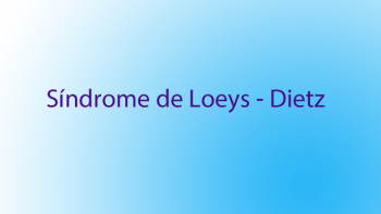Enlace permanente a:Síndrome de Loeys-Dietz