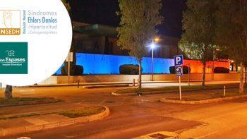 Enlace permanente a:Iluminación Hospital Universitari Son Espases y entrevista en El Replà